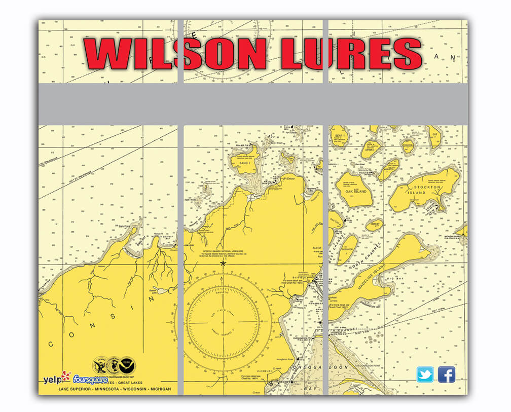 decorative nautical charts